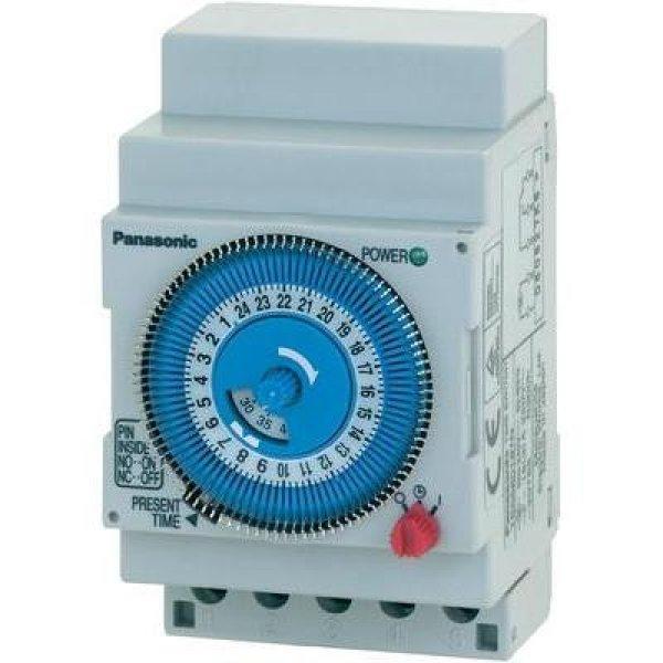 Elektromechanikus időkapcsoló óra 230 V/50 Hz 1 váltó 16 A 2