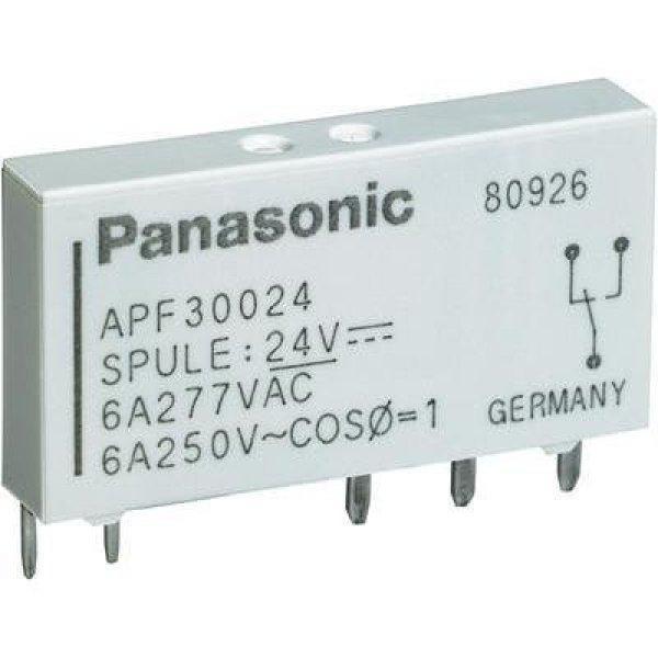 Teljesítményrelé, APF Panasonic APF30305 5 V/DC 1 váltó 6 A