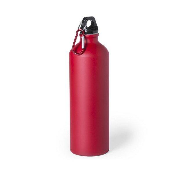 Bigbuy Alumínium palack 800 ml 145491 Fekete