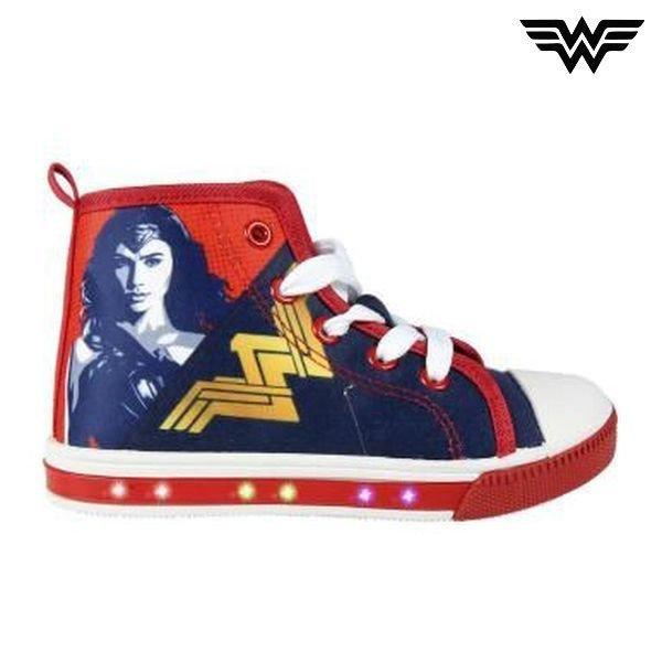 Wonder Woman Lezser cipő LED világítással 72943 31