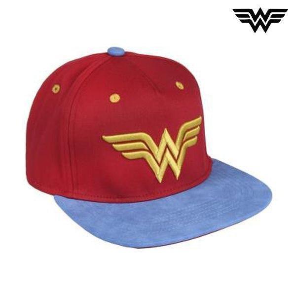 Wonder Woman Gyerek Sapka 0937 Rojo 58 cm