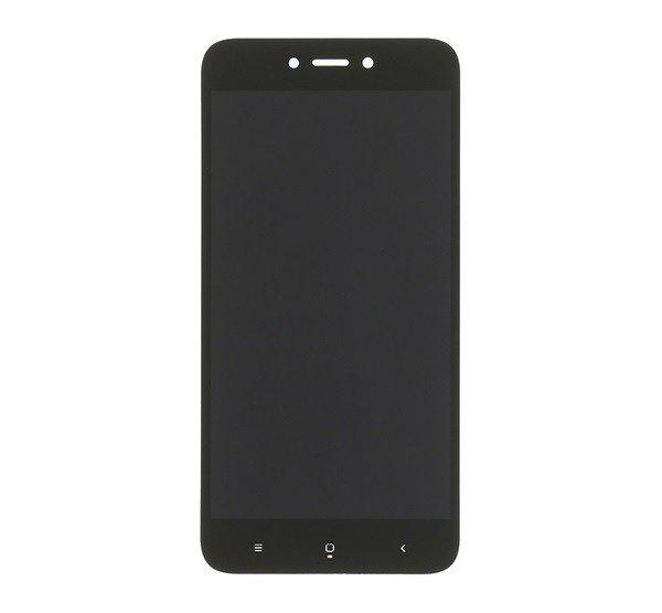 Xiaomi Redmi 5A kompatibilis LCD modul, OEM jellegű, fekete
