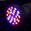 GU10 Full spektrumú, növény, palántanevelő led lámpa 28db 56