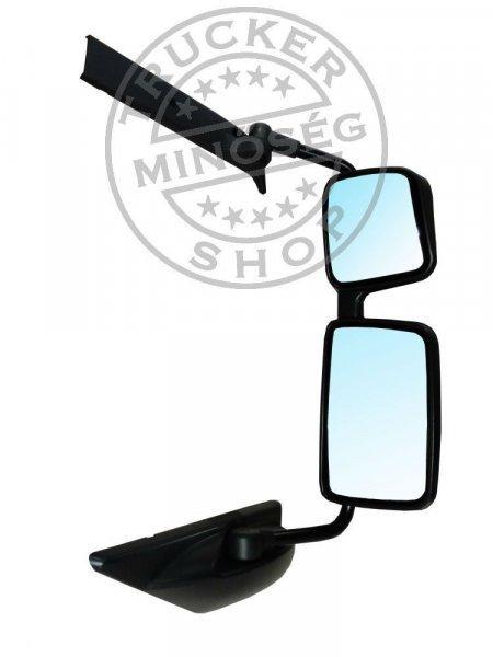 DAF LF (06-) motoros fűthető tükör hosszú szárral jobb