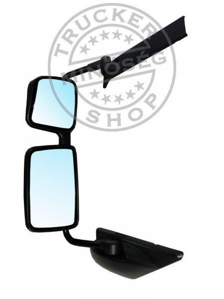DAF LF (06-) motoros fűthető tükör hosszú szárral bal