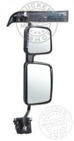 DAF LF (06-) motoros fűthető tükör rövid szárral jobb