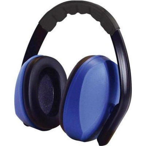 Fejpántos, kapszulás hallásvédő fültok, zajcsillapító fülvéd