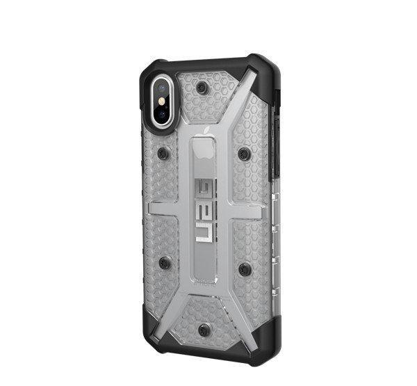 UAG Plasma Apple iPhone Xs/X hátlap tok, Ice
