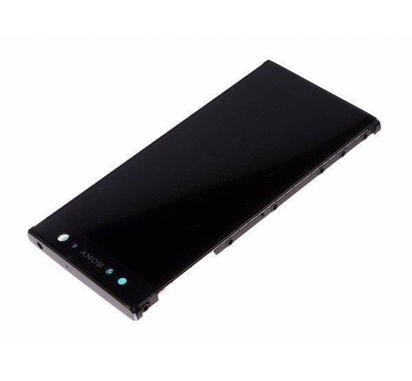 Sony Xperia XA2 Ultra kompatibilis LCD modul kerettel, oem j