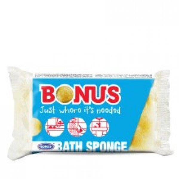 Bonus masszázs fürdőszivacs B125 1 db-os