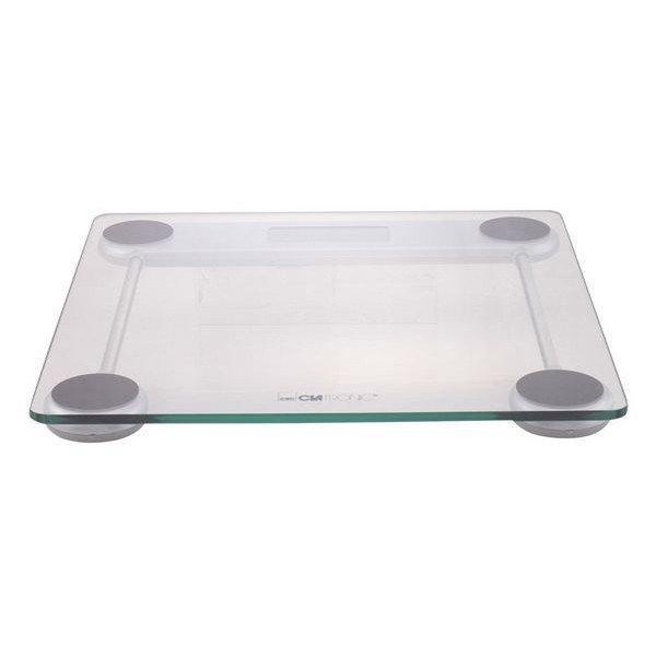 Clatronic Digitális Fürdőszoba Mérleg Pw 3368 150 kg Átlátsz