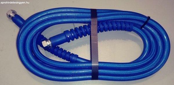 Nagynyomású tömlő önkiszolgáló mosóhoz, ultrakönnyű , kék, 4