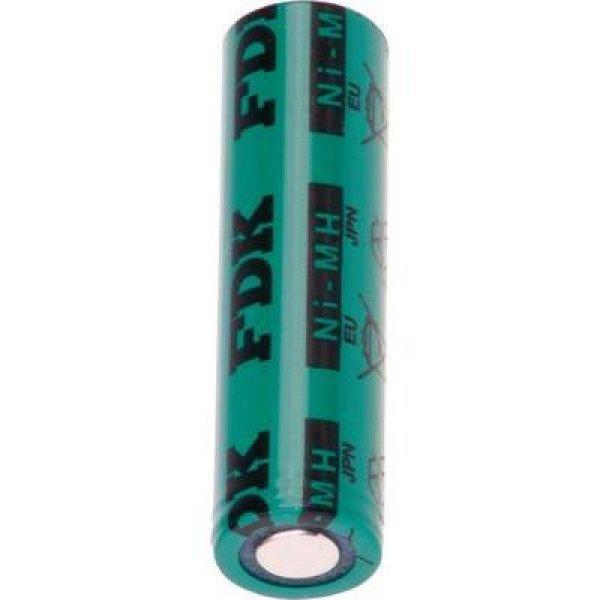 Ceruza akku AA, NiMH, 1,2V 1650 mAh, FDK LR06, AA, LR6, AAB4