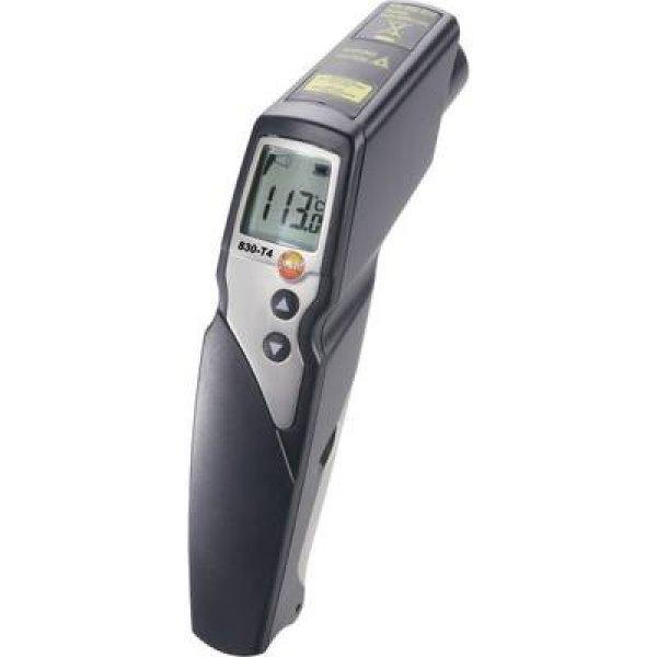 Infra hőmérő testo testo 830-T4 Optika 30:1 -30 - +400 °C Ka