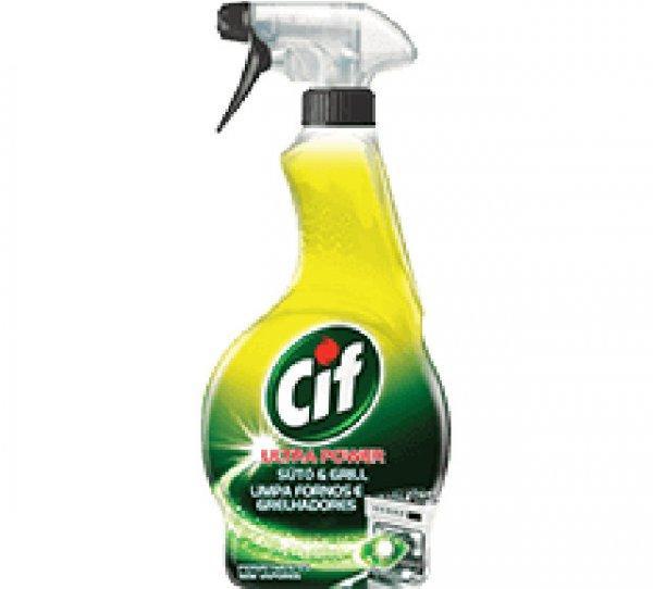 CIF spray 500ml Sütő&Grill tisztító