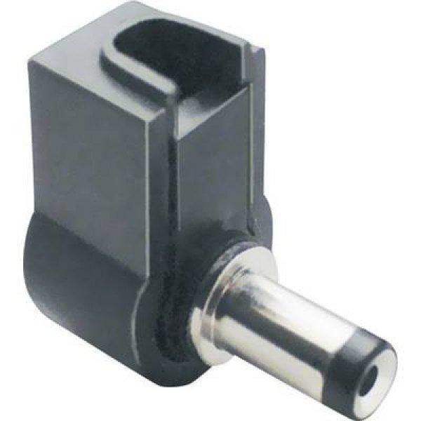 Kisfeszültségű csatlakozó Dugó, hajlított 3 mm 1.1 mm TRU CO