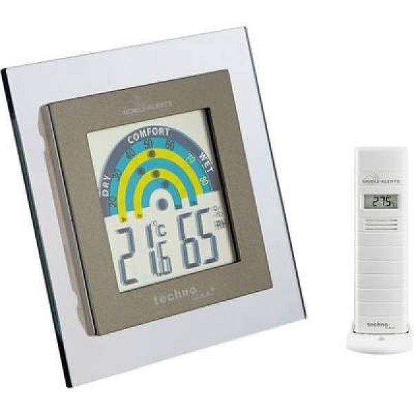 WLAN hő- és páratartalom mérő, Techno Line Mobile Alerts MA1