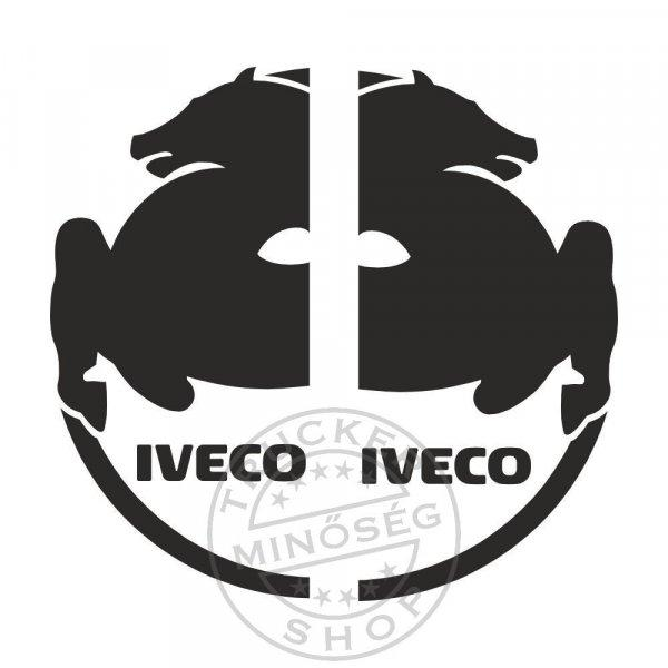 IVECO óriás matrica oldalra párban (100x60cm)