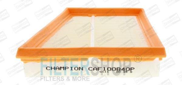 CHAMPION CAF100840P Levegőszűrő Ford Fiesta, Fusion 1.6 TDCi