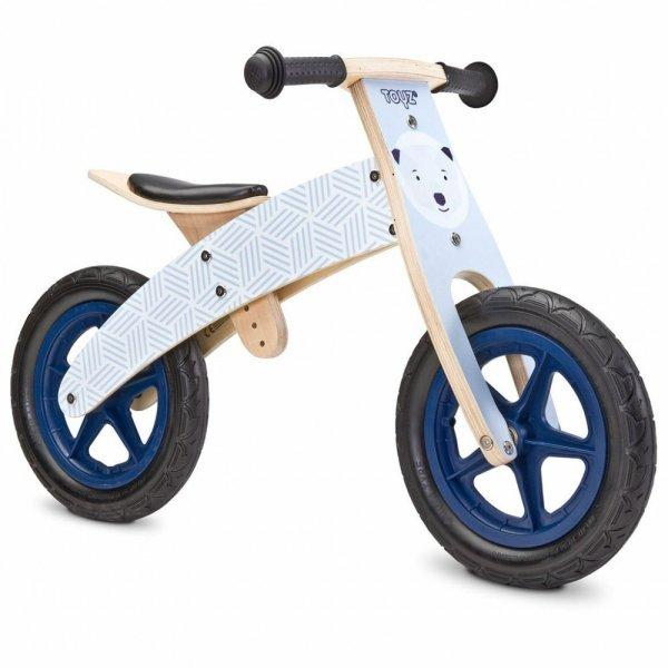 Gyermek lábbal hajtós bicikli Toyz Woody blue