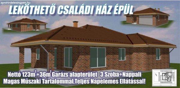CSAK NÁLUNK!Napelemes,önellátó családi ház leköthető! - Debr