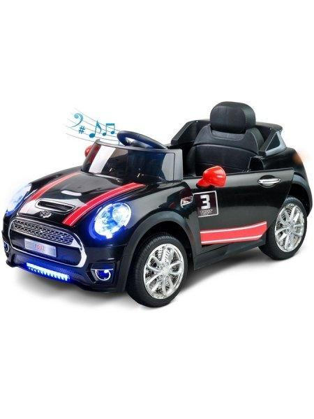 Elektromos+aut%F3+Toyz+Maxi+fekete