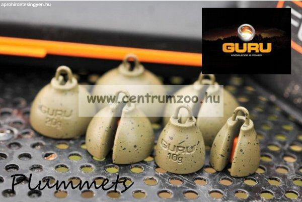 """Guru Plummet - fenékmérő """"béka"""" 10g 2db (GPL10)"""